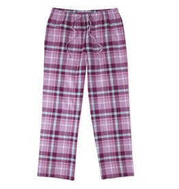 Life is Good W Classic Sleep Plaid, Dusty Orchid