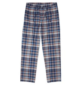 Life is Good M's Classic Sleep Plaid, Darkest Blue
