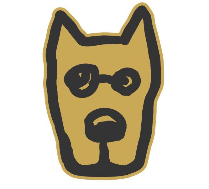 Life is Good U Die Cut Sticker Rocket Sticker, Summer Gold