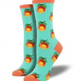 Socksmith Georgia Peach, Aquamarine