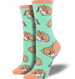 Socksmith Some Bunnies Adorable, Mint