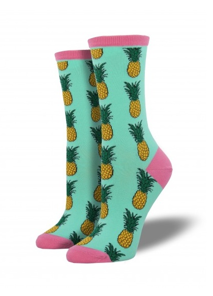 Socksmith Pineapple, Wintergreen