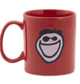 Life is Good U Jake's Mug Jake, Americana Red