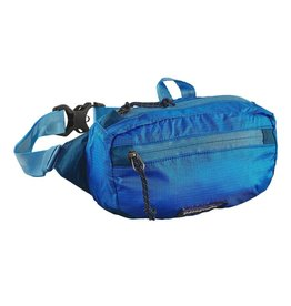 Patagonia Lightweight Travel Mini Hip Pack 1L, Andes Blue