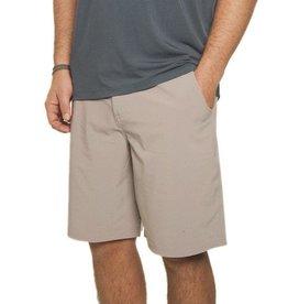 Free Fly Men's Bamboo-Lined Hybrid Shorts, Night Khaki