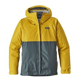 Patagonia Men's Torrentshell Jacket, Chromatic Yellow