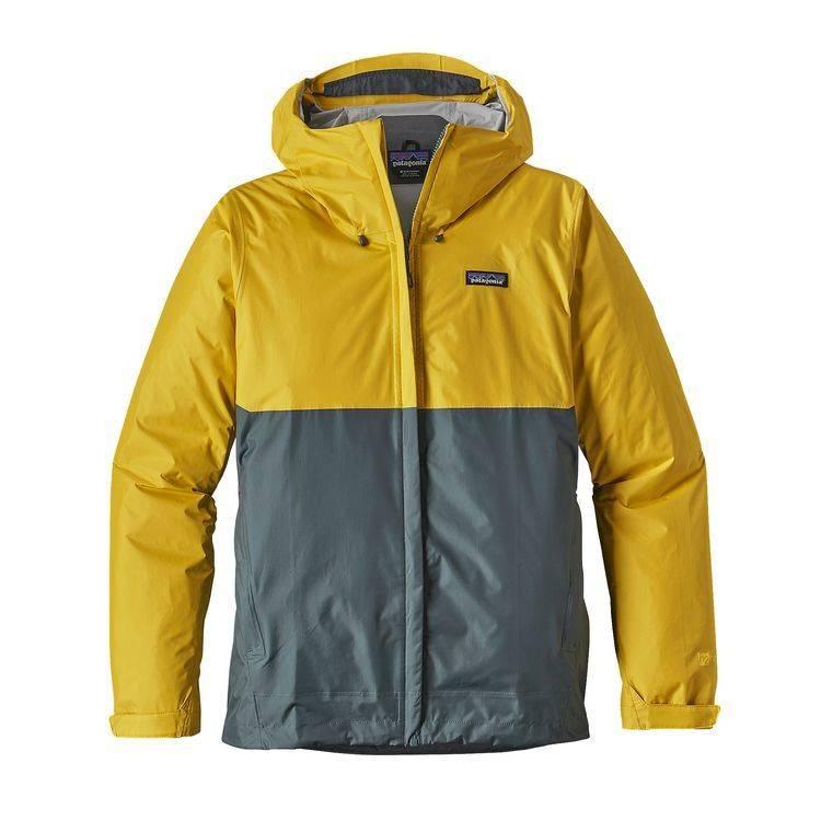 Patagonia Men's Torrentshell Jacket, Chromatic Yellow