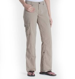 Kuhl Women's Splash Roll-Up Pant, Desert Khaki