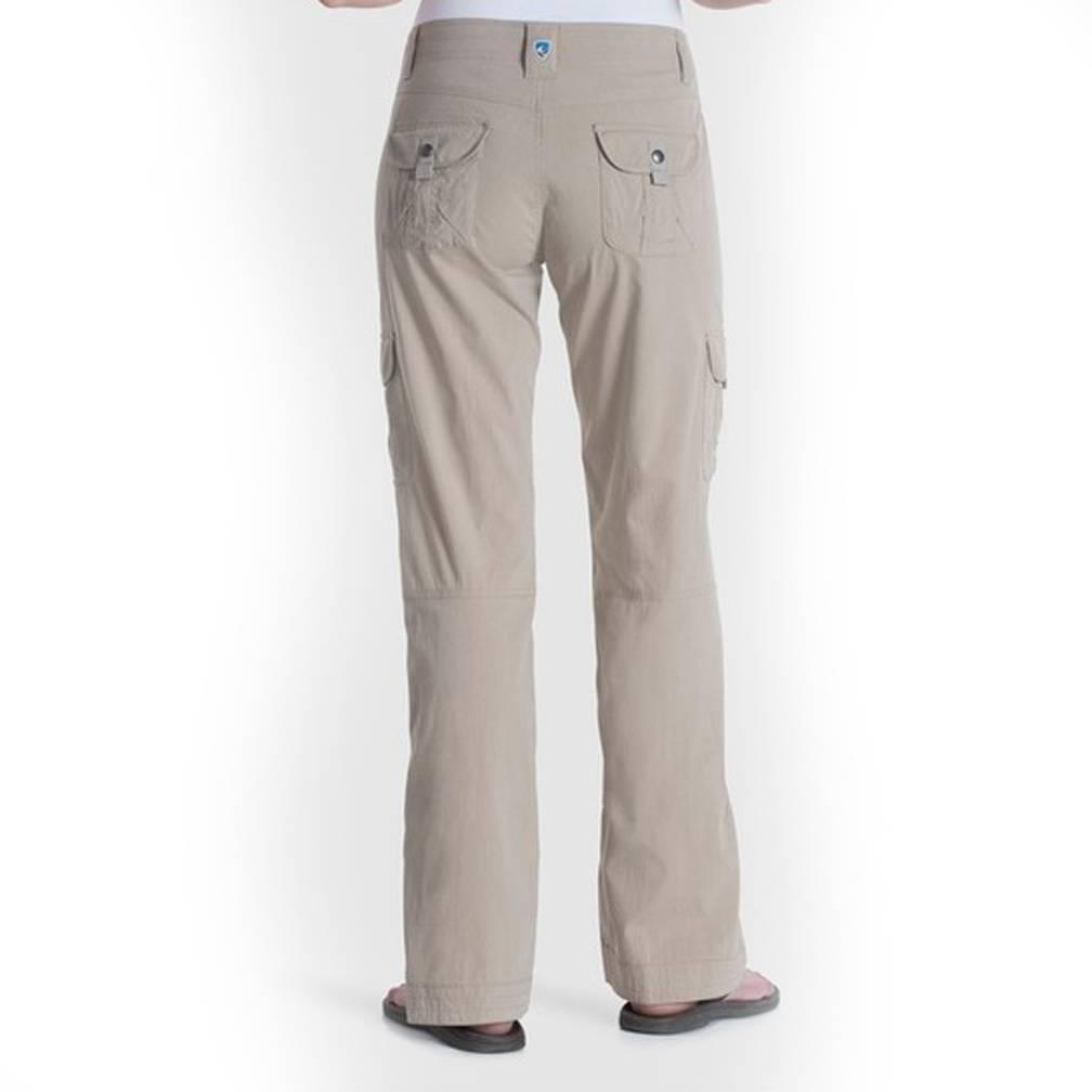 Kuhl Women's Splash Roll-Up Pant, Desert Khaki