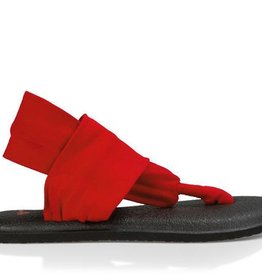 Sanuk W's Yoga Sling 2, Red