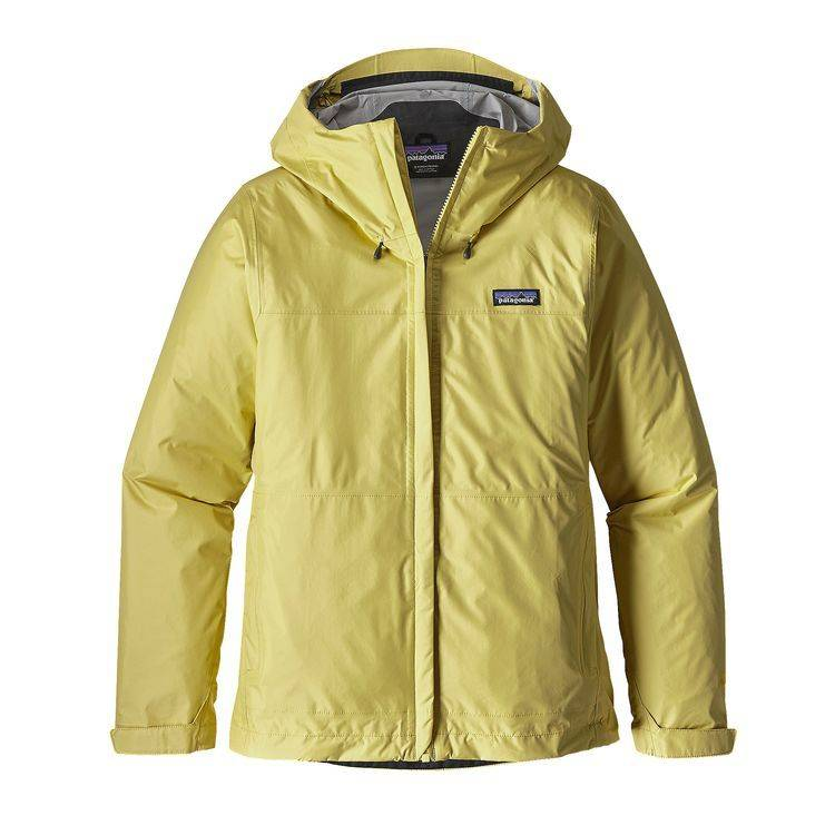 Patagonia W's Torrentshell Jacket, Yoke Yellow