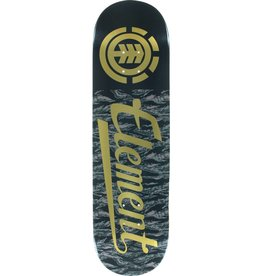 Eastern Skate Supply Element Script Tiger Deck, 8.5 Featherlight