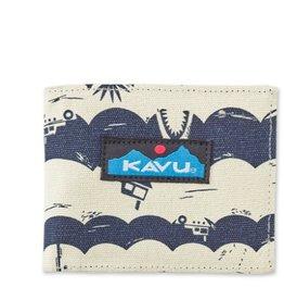 Kavu Yukon Wallet, Shark Bait