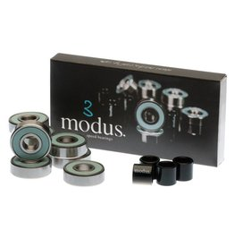Eastern Skate Supply Modus Abec-3 Bearings, Single Set