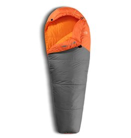 The North Face Aleutian 40/4 Monarch Orange/Zinc Grey-Long