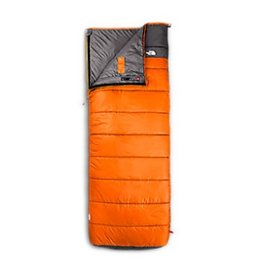 The North Face Dolomite 40/4 Russet Orange/Grey, REG. Sleeping Bag