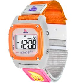 Freestyle Watches Shark Classic Clip, Taupe/Neon
