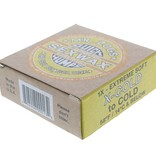 Eastern Skate Supply Sex Wax Quick Humps 1X Yellow, Extreme Soft, Single Bar