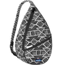 Kavu Paxton Pack, Charcoal Tribal