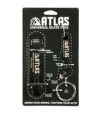 Eastern Skate Supply Atlas Universal 2PC Skate Tool Screwdriver Keyring