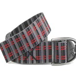 Chaco Bottle Opener Belt, Lazo Gray