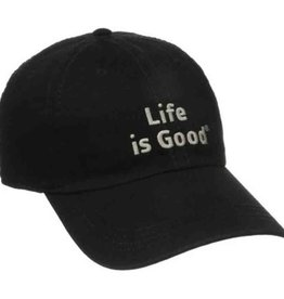 Life is Good A Branded Chill LIG Branded Night Black