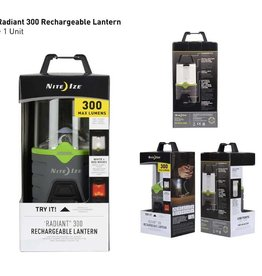 Nite Ize Radiant 300 Rechargeable Latern