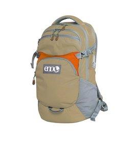 ENO Rothbury Daypack, Khaki/Orange