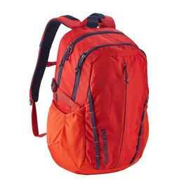Patagonia M's Refugio Pack 28L, Paintbrush Red