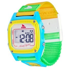 Freestyle Watches Shark Classic Clip Back, White/Neon