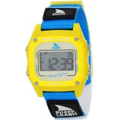 Freestyle Watches Shark Classic Leash, Yellow/Cyan