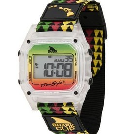 Freestyle Watches Shark Classic Clip, Green/Red/Yellow