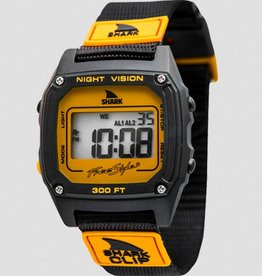 Freestyle Watches Shark Classic Clip, Black/Orange