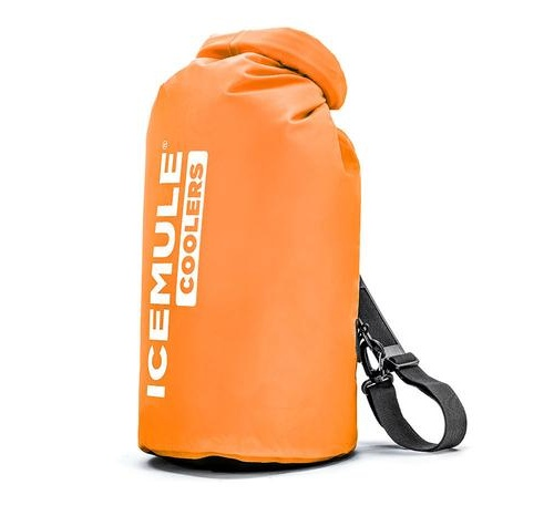 IceMule Small Classic Cooler, Blaze Orange