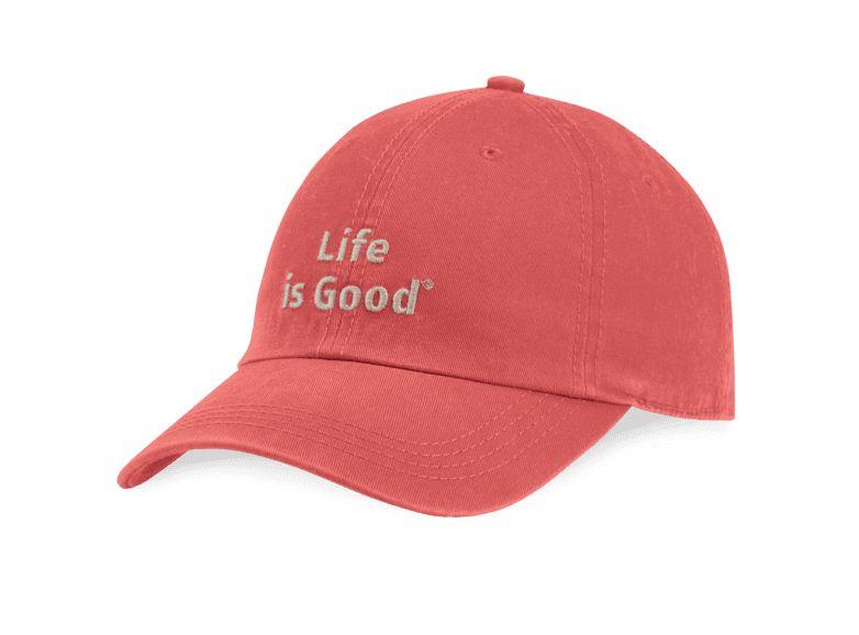 Life is Good LIG Branded Chill Cap