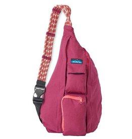 Kavu Rope Bag-Ruby