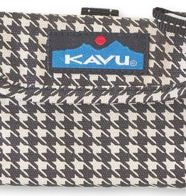 Kavu Wally Wallet-Houndstooth