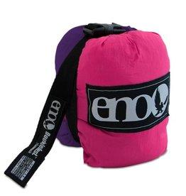 ENO DoubleNest Hammock, Purple/Fuschia