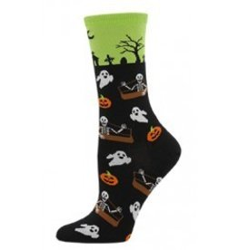 Socksmith Undead Friends, Lime
