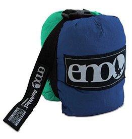 ENO DoubleNest Hammock, Royal/Emerald