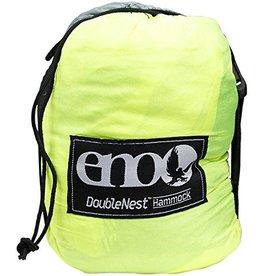 ENO Doublenest Hammock, Grey/Neon