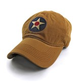 S.L. Revival Co. Army Air Corps Insignia Ballcap, Khaki