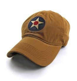 S.L. Revival Co. Army Air Corps Insignia Ballcap, Khaki