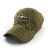 S.L. Revival Co. Air Force Insignia Ballcap, Olive