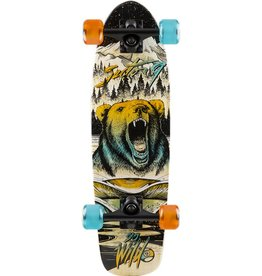 Eastern Skate Supply Sector 9 Bamboo Bambino 2017 Wilderness Complete-7.5x26.5