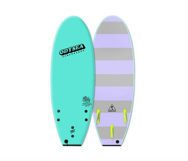 "Catch Surf Odysea Stump Thruster 5'0"", Turquoise"
