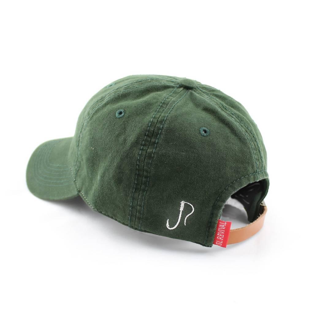 S.L. Revival Co. Mahi, Not Your Dad's Hat, Ballcap, Green