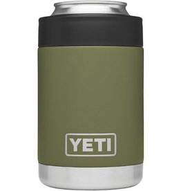 YETI Rambler Colster, Olive Green