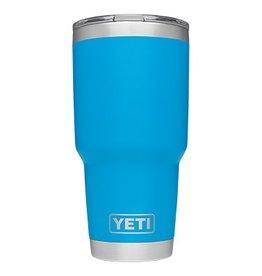YETI Rambler Tumbler 30 oz. Tahoe Blue