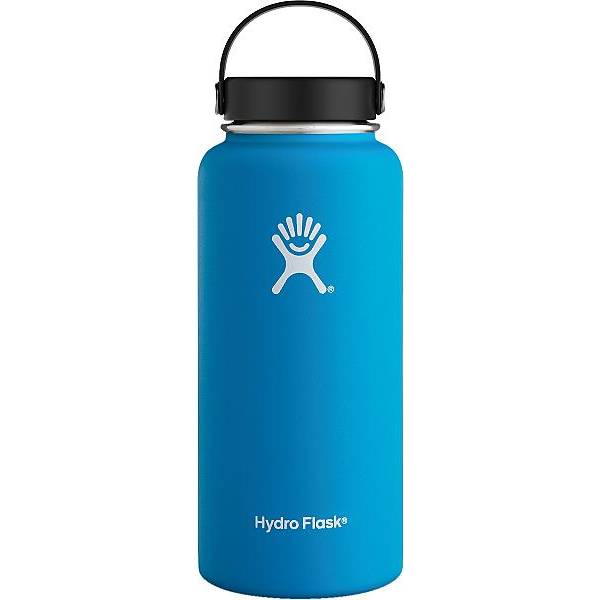Hydroflask 32 oz Wide Mouth, Pacific